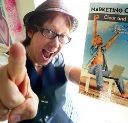 Marketing Online Expert Nikolas Allen LIkes the Book!